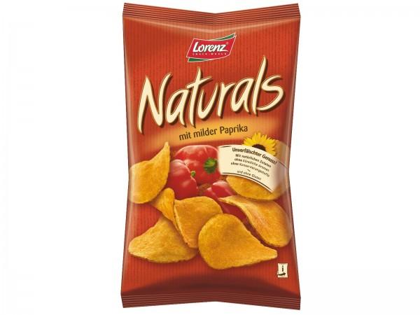 K5708 Lorenz Naturals Chips Milde Paprika 110g