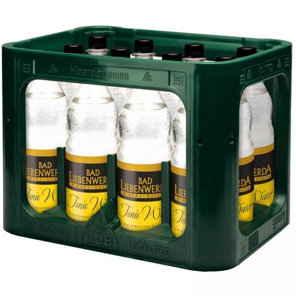 E3227 Bad Liebenwerda Tonic Water 12 x 1,0l