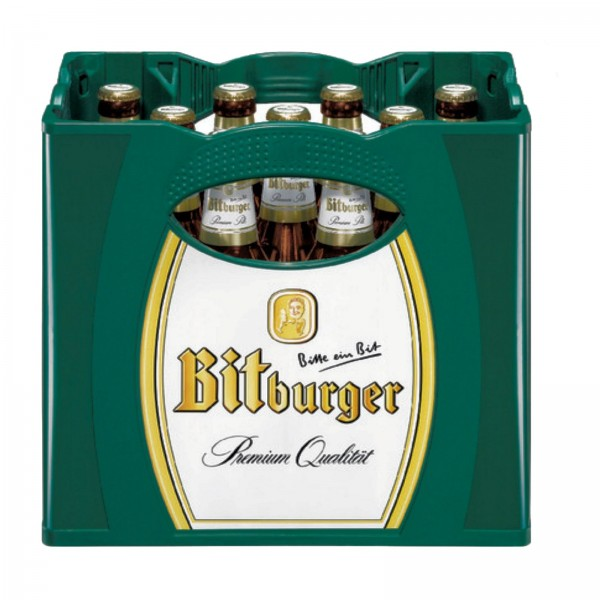 B1076 Bitburger Pils Elf 0,50l