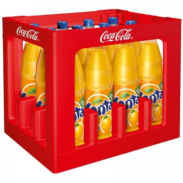 E3110 Fanta Orange 12 x 1,0l