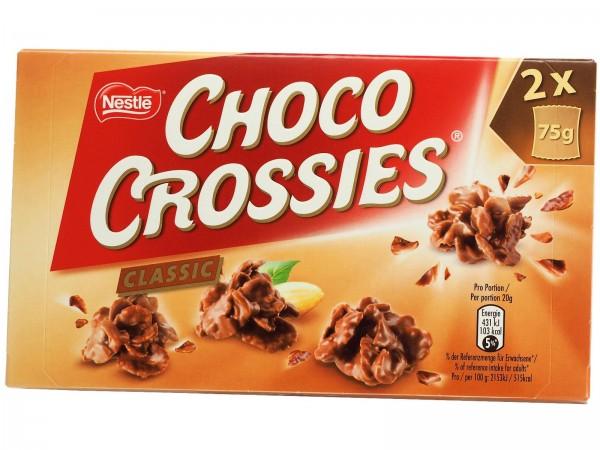 K5995 Choco Crossies 150g