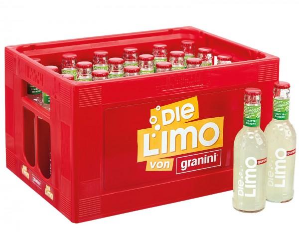 E3171 Granini Limo Limette Zitrone 0,25l