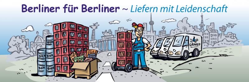 Getränkelieferservice, Ihr Getränkelieferant in Berlin   GRIHED, Ihr ...
