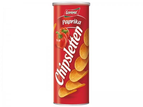 K5689 Lorenz Chipsletten Paprika 170g