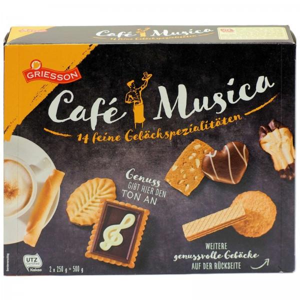 K5610 Griesson Café Musica 500g