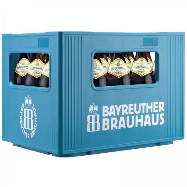 B1007 Bayreuther Hell 20 x 0,50l