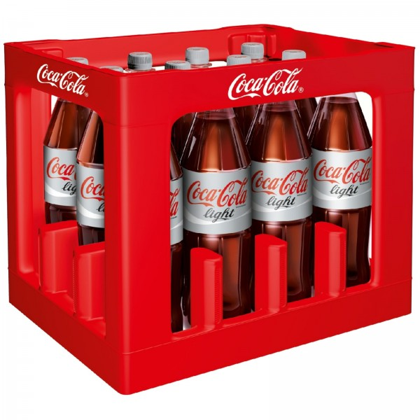 E3085 Coca Cola light 12 x 1,0l PET