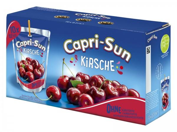 S2315 Capri Sonne Kirsch 10 x 0,20l