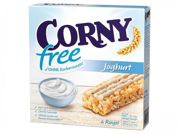 K6105 Corny free Joghurt weiss 6 x 25g