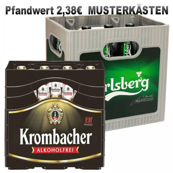 L0238 Leergut Kasten komplett 2,38€ Bier