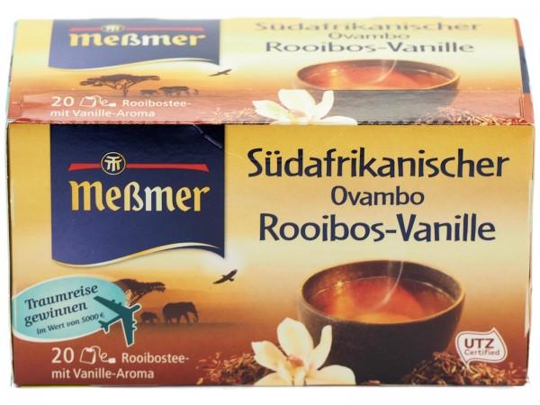 K5236 Meßmer Rooibostee + Vanille