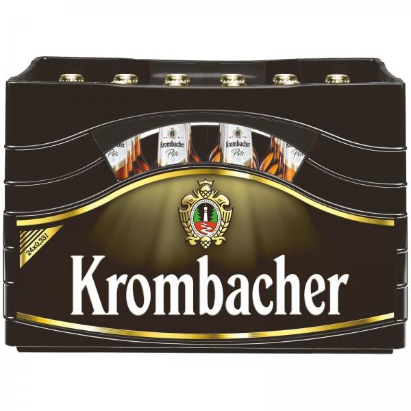 B1186 Krombacher 24 x 0,33l