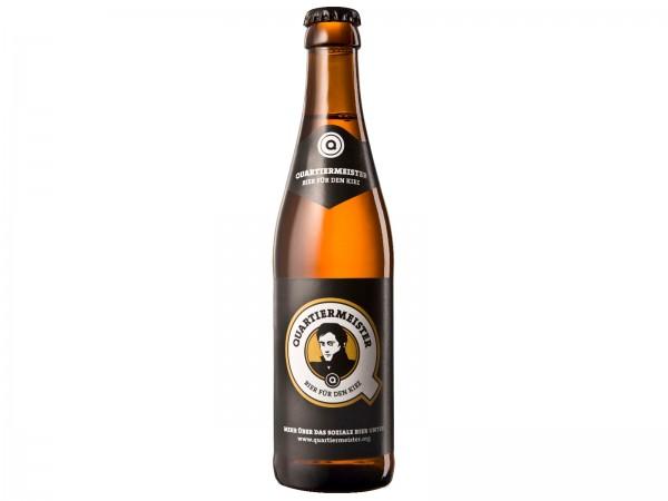 B1217 Quartiermeister - Bier für den Kiez 24 x 0,33l