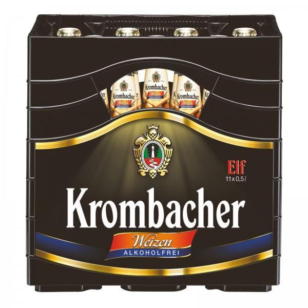 B1368 Krombacher Weizen Alk-frei ELF 0,50l