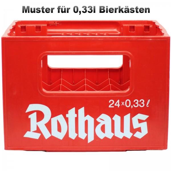 S1103 Leerkasten Bier 24 x 0,33l