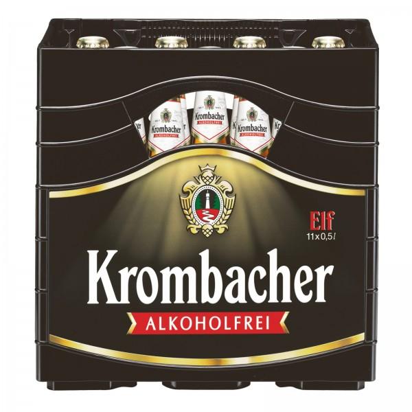 B1367 Krombacher Alkoholfrei ELF 0,50l