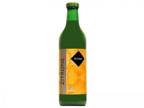 W8987 Rioba Zitronensaft 0,70l