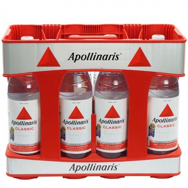 M4005 Apollinaris Classic 10 x 1,0l