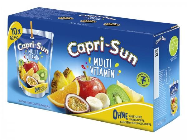 S2320 Capri Sonne Multivitamin 10 x 0,20l