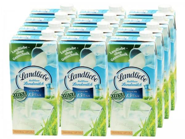 K5012 H - Milch Landliebe 1,5% Fett