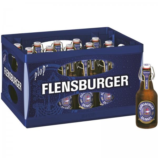 B1135 Flensburger Dunkel 20 x 0,33l