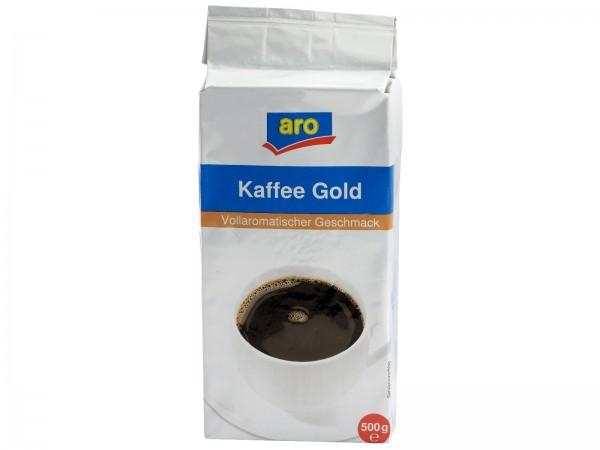 K5159 aro Kaffee Gold 500g