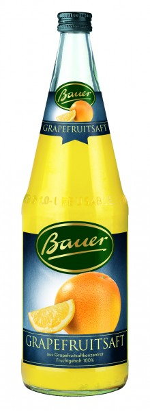 Bauer Grapefruit 1,0l