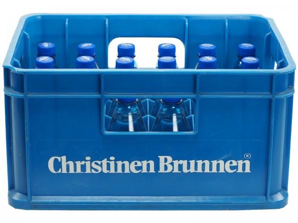 M4050 Christinen Brunnen bio-Spritzig 24 x 0,33l