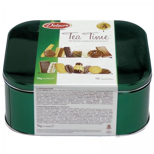 K5600 Delacre Tea-Time 1000g