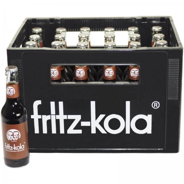 Wir liefern Ihnen in Berlin Fritz Kola-Kaffee 0,33l | GRIHED, Ihr ...