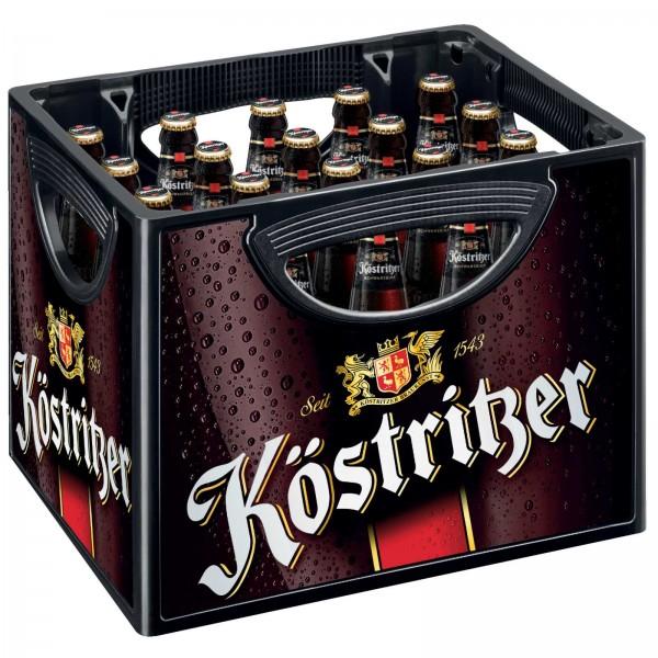 B1180 Köstritzer Schwarzbier 20 x 0,50l