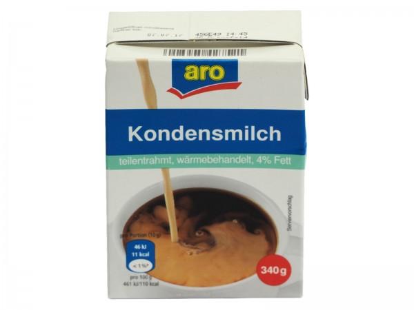 K4917 Aro Kaffeesahne 4% Tetra