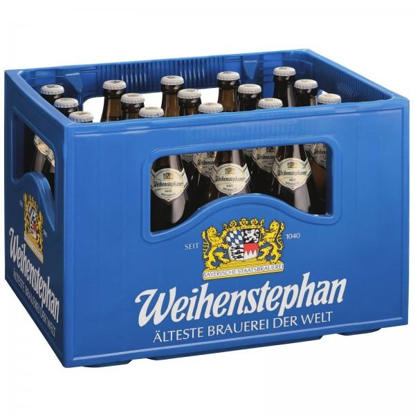B1430 Weihenstephan Hefeweißbier 20 x 0,50l