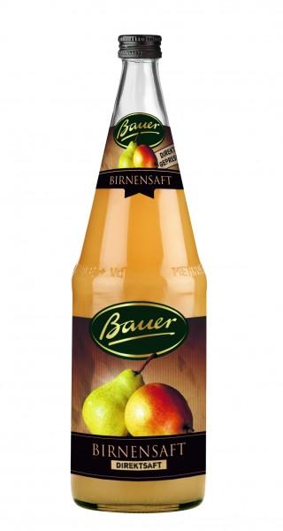 Bauer Birnensaft 1,0l