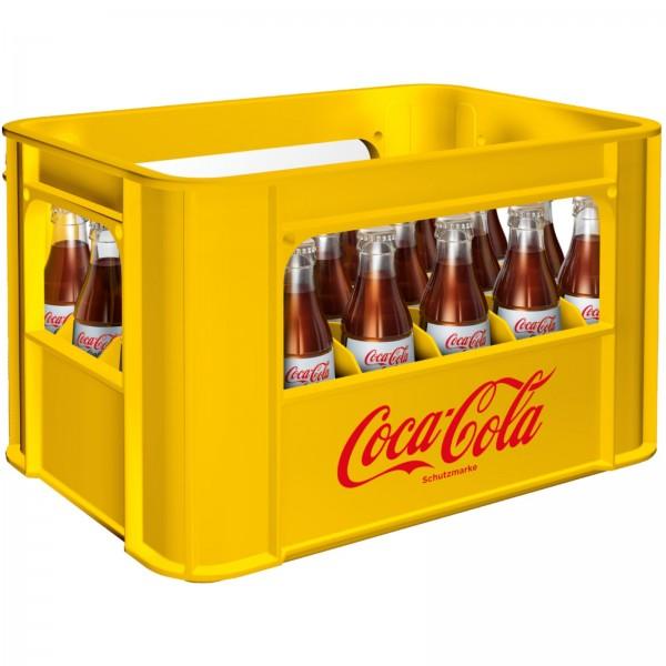 E3166 Coca Cola light 24 x 0,20l
