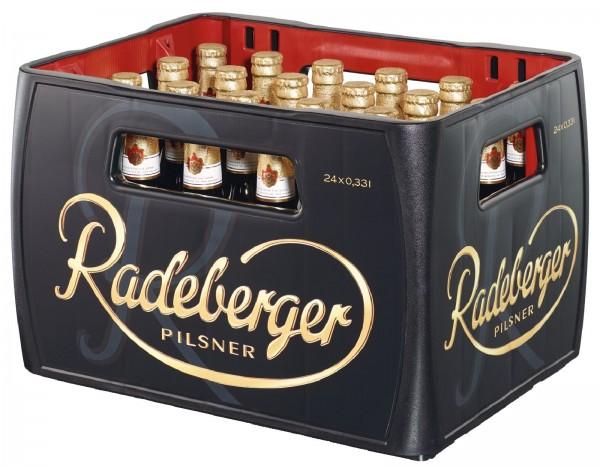 B1200 Radeberger Pilsner 24 x 0,33l