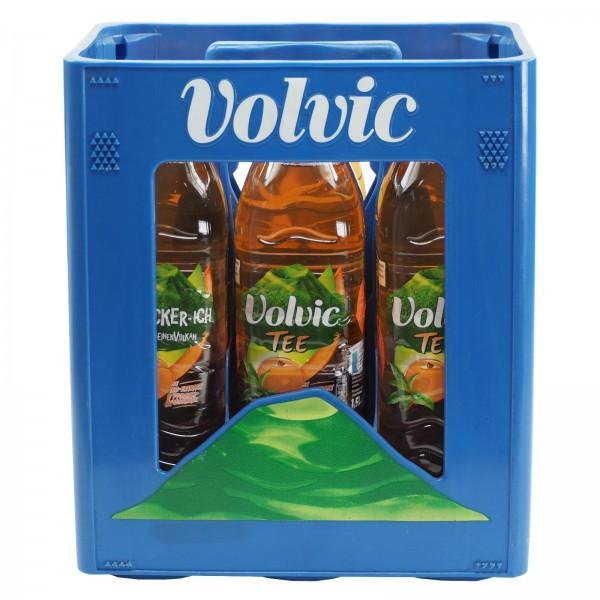 E3585 Volvic Tee Pfirsich 6 x 1,50l PET