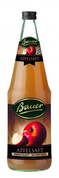 Flasche Bauer Apfel trüb (Direkt) 1,0l