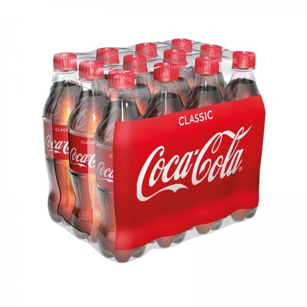 E3152 Coca Cola 12 x 0,50l PET