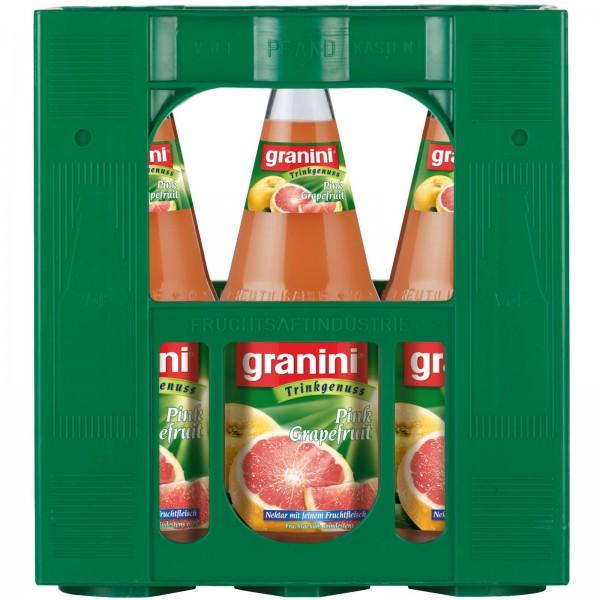 S2444 Granini Pink-Grapefruit 6 x 1,0l