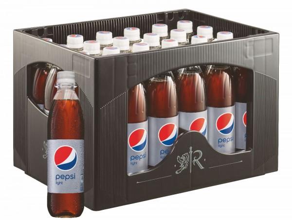 E3414 Pepsi Cola light 24 x 0,50l