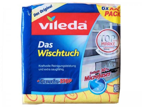 N6670 Vileda, das Wischtuch XXL 6er