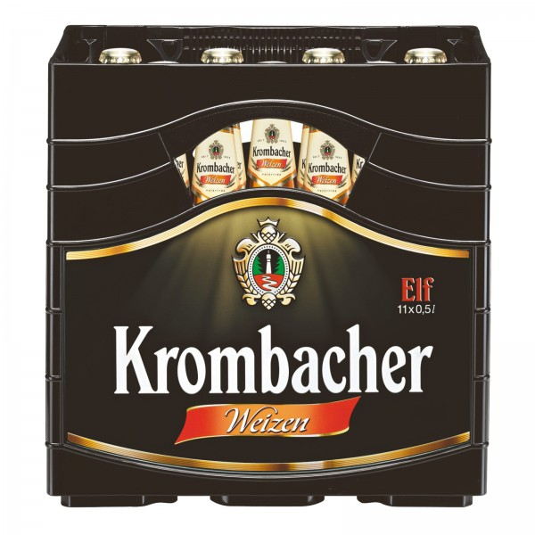 B1388 Krombacher Weizen ELF 0,50l