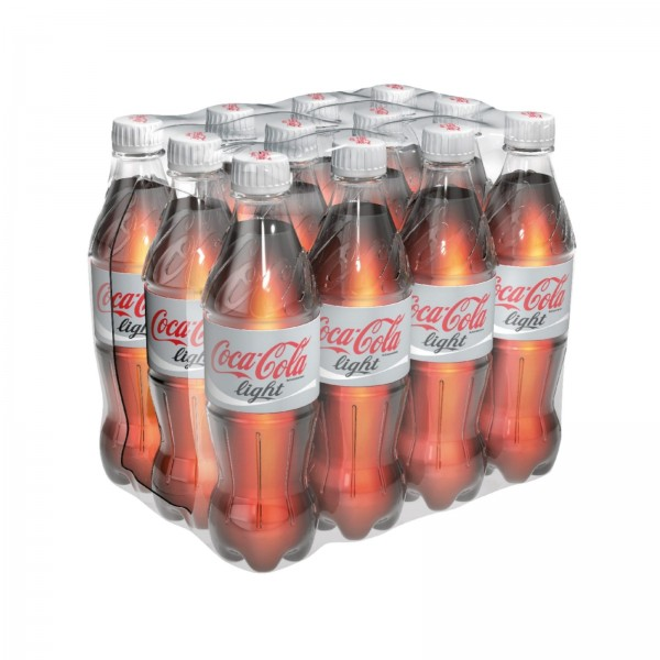 E3154 Coca Cola light 12 x 0,50l PET