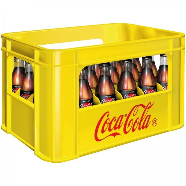E3167 Coca Cola Zero 24 x 0,20l
