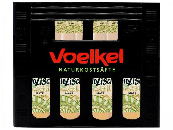 E3385 Voelkel BioZisch Mate 12 x 0,33l