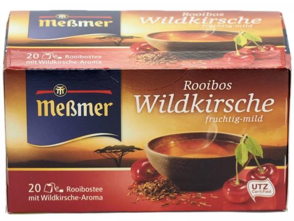 K5232 Meßmer Rooibostee + Wildkirsche